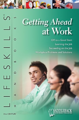 9781616516925: The 21st Century Lifeskills Handbook: Getting Ahead at Work