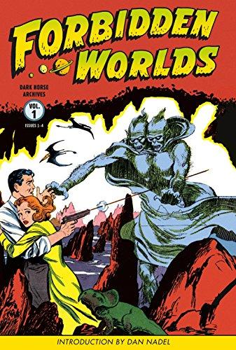 9781616550004: Forbidden Worlds Archives Volume 1