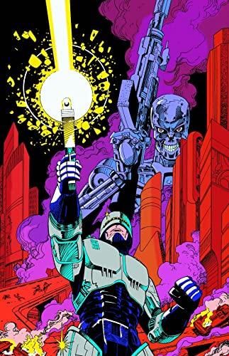 9781616550080: Robocop Vs. The Terminator