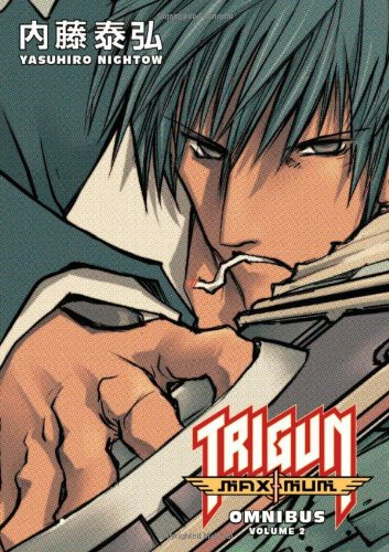 9781616550110: Trigun Maximum Omnibus Volume 2