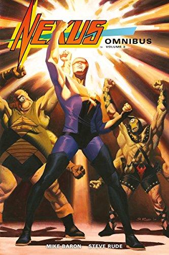 Nexus Omnibus Volume 3: Baron, Mike