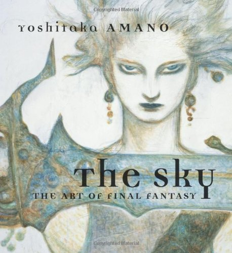 9781616550394: The Sky: The Art of Final Fantasy Boxed Set