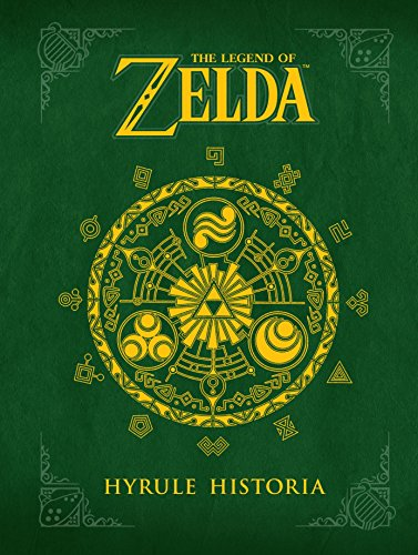 9781616550417: The Legend of Zelda: Hyrule Historia
