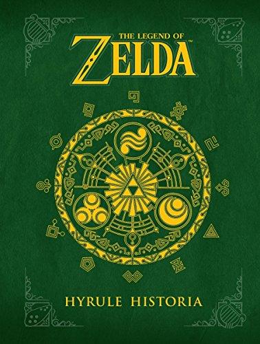 9781616550417: The Legend of Zelda: Hyrule Historia