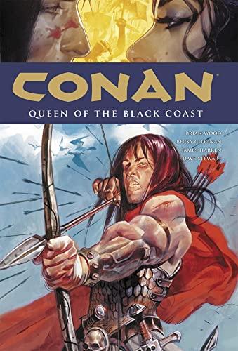9781616550424: Conan Volume 13: Queen of the Black Coast HC (Conan (Dark Horse))