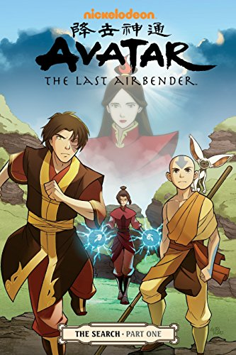 9781616550547: Avatar: The Last Airbender - The Search Part 1