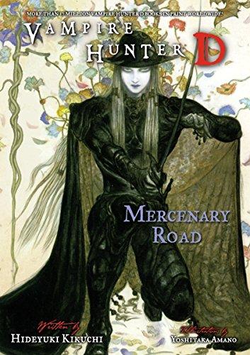 9781616550738: Vampire Hunter D Volume 19: Mercenary Road