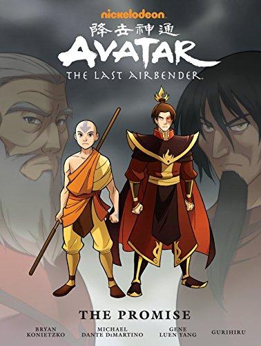 Avatar: The Last Airbender - The Promise: DiMartino, Michael Dante, Konietzko, Bryan, Yang, Gene ...