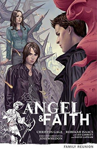 9781616550790: Angel & Faith Volume 3: Family Reunion