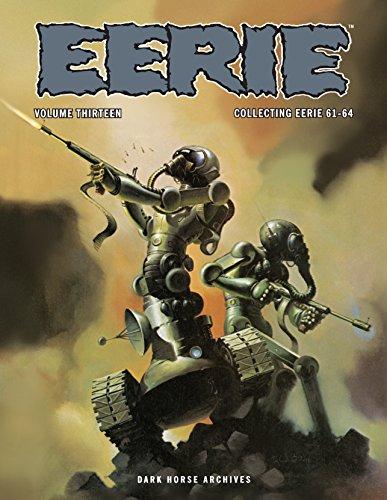 Eerie Archives Volume 13: Gerry Boudreau, Bill