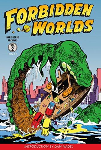 9781616550912: Forbidden Worlds Archives Volume 2