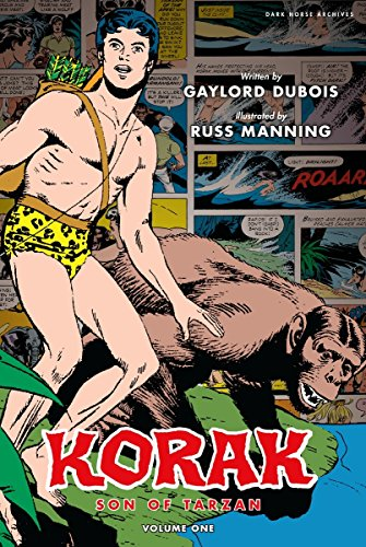 9781616550950: Korak, Son of Tarzan Archives Volume 1