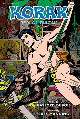 9781616550967: Korak, Son of Tarzan Archives Volume 2