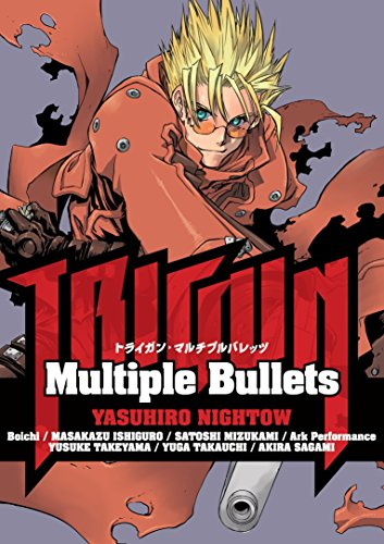 Trigun Multiple Bullets (Paperback)