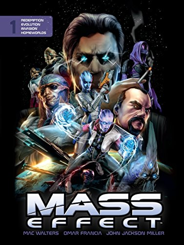 Mass Effect Library Edition Volume 1: Walters, Mac; Miller, John Jackson; Barlow, Jeremy