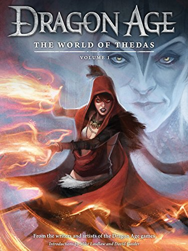 9781616551155: Dragon Age: The World of Thedas Volume 1