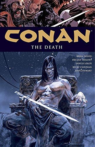 9781616551230: Conan Volume 14: The Death