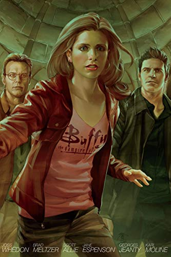 9781616551278: Buffy the Vampire Slayer Season 8 Library Edition Volume 4
