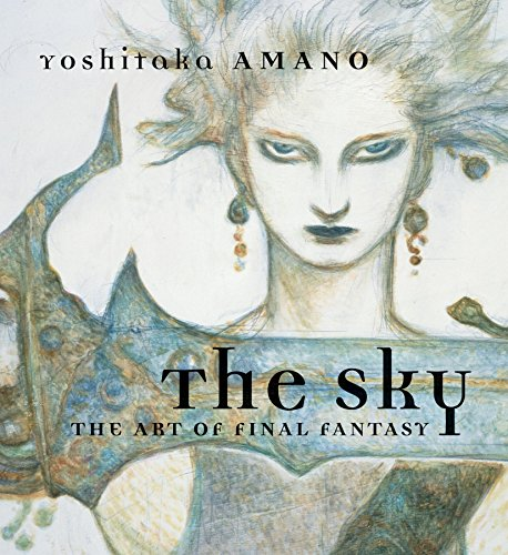 9781616551605: The Sky: The Art of Final Fantasy