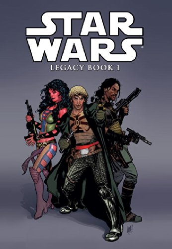 9781616551780: Star Wars: Legacy Volume 1
