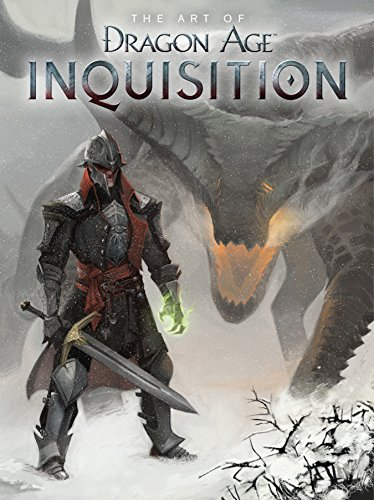 9781616551865: The Art of Dragon Age: Inquisition