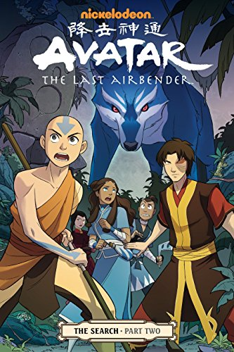 9781616551902: Avatar: The Last Airbender: The Search, Part 2