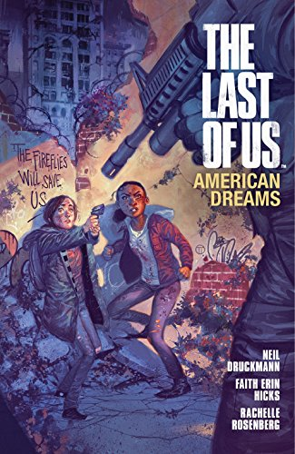 9781616552121: The Last of Us: American Dreams