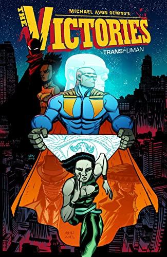 The Victories Volume 2: Transhuman: Oeming, Michael Avon