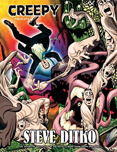 9781616552169: Creepy Presents Steve Ditko