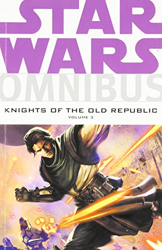9781616552275: Star Wars Omnibus: Knights of the Old Republic Volume 3