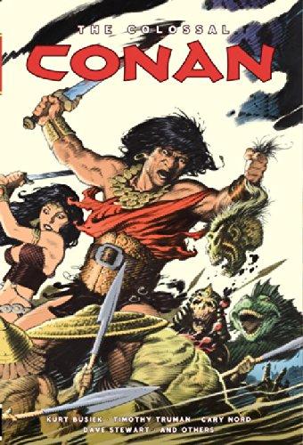 The Colossal Conan: Busiek, Kurt; Truman, Timothy; Mignola, Mike