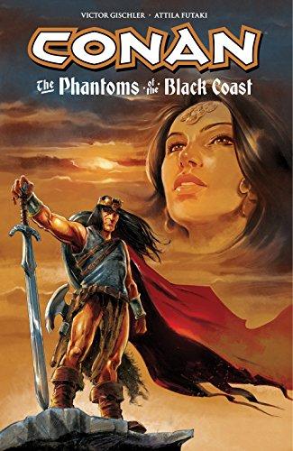 9781616552442: Conan: The Phantoms of the Black Coast