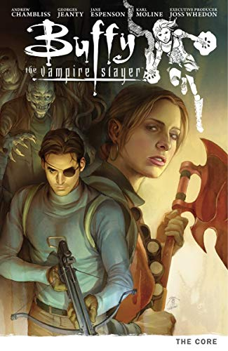 9781616552541: Buffy The Vampire Slayer Season 9 Volume 5: The Core