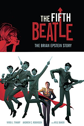 The Fifth Beatle: The Brian Epstein Story (Hardback): Vivek Tiwary