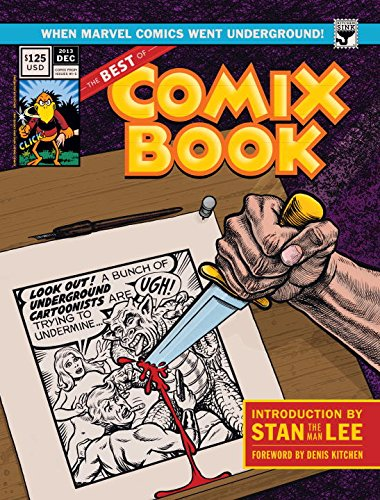 The Best of COMIX BOOK (Signed &: LEE, STAN (introduction)