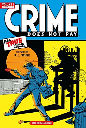 9781616552633: Crime Does Not Pay Archives Volume 6