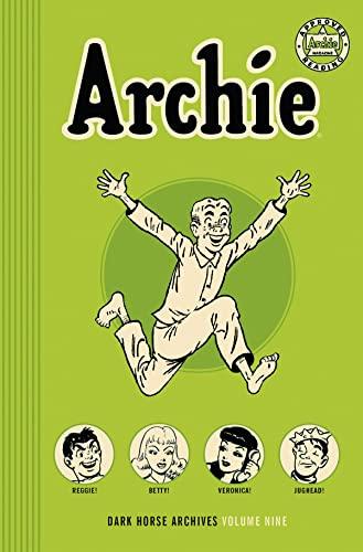 Archie Archives Volume 9: Novick, Irv
