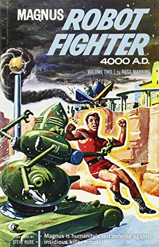 9781616552947: Magnus, Robot Fighter Archives Volume 2