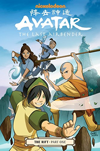9781616552954: Avatar - the Last Airbender the Rift 1