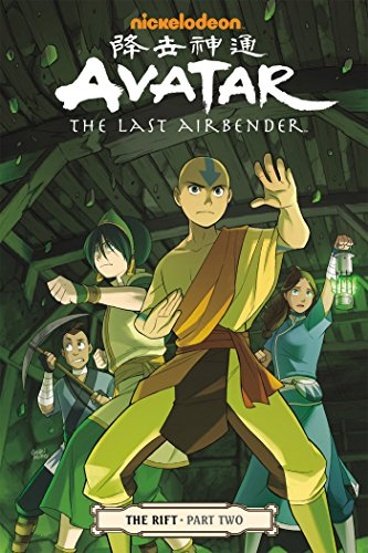 Avatar: The Last Airbender: The Rift, Part: Yang, Gene Luen;