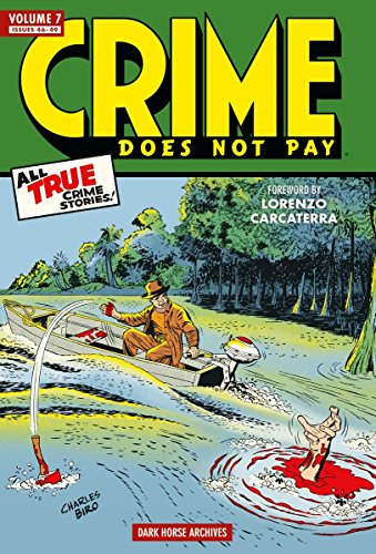 Crime Does Not Pay Archives Volume 7: Various