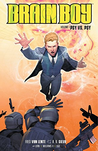 Brain Boy Volume 1: Psy vs. Psy: Van Lente, Fred