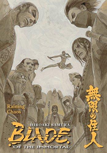 9781616553210: Blade of the Immortal Volume 28: Raining Chaos