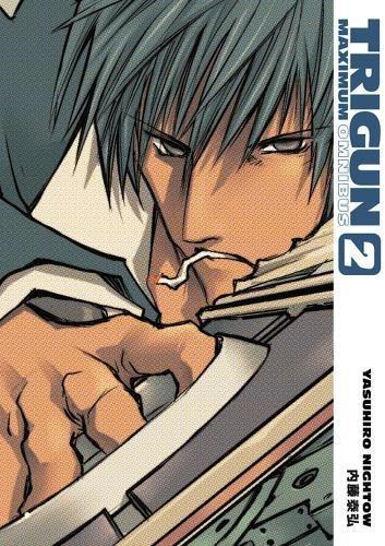 9781616553296: Trigun Maximum Omnibus Volume 2