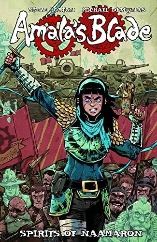 9781616553326: Amala's Blade Volume 1: Spirits of Naamaron
