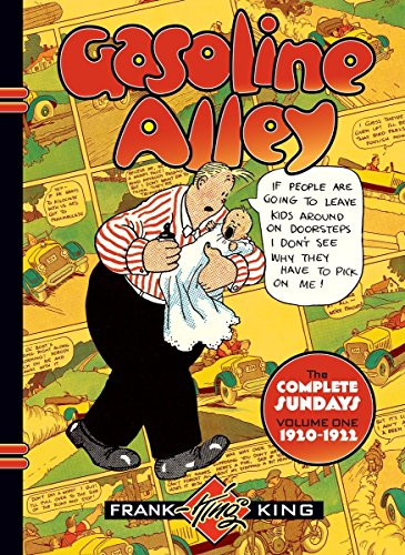 Gasoline Alley: The Complete Sundays Volume 1, 1920-1922: King, Frank
