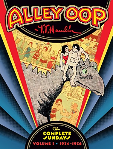 9781616553357: Alley Oop: The Complete Sundays Volume 1 (1934-1936)