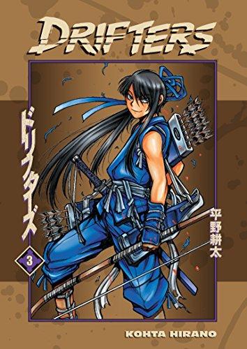 Drifters Volume 3 (Drifters (Dark Horse)): Hirano, Kohta