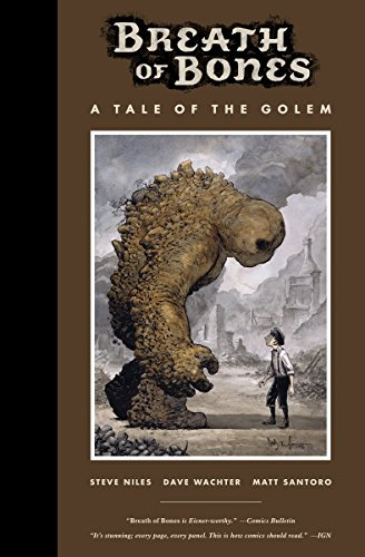 9781616553449: Breath of Bones: A Tale of the Golem