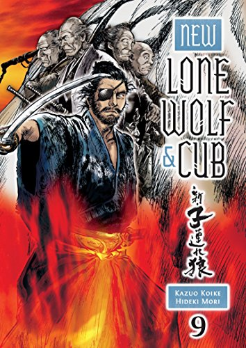 9781616553647: New Lone Wolf And Cub Volume 9 (New Lone Wolf & Cub)